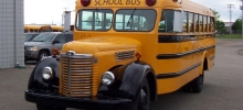 1948 School Bus Restoration Project